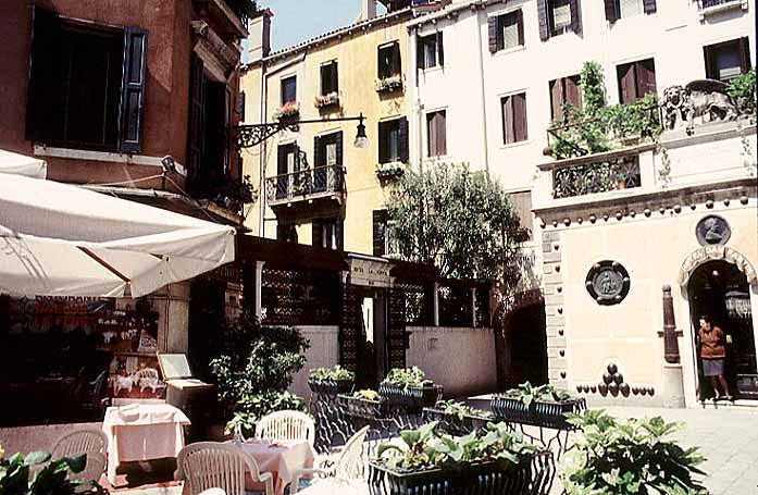 Photos Italy Venice Hotel Fenice Color